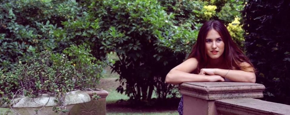 imagen del video del back de Coni previo a su cumple de quince por Dame un Like Mas Producciones